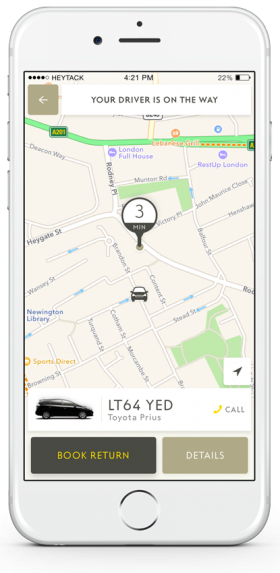 Taxi Booking App | Minicab App, London and UK | Addison Lee on